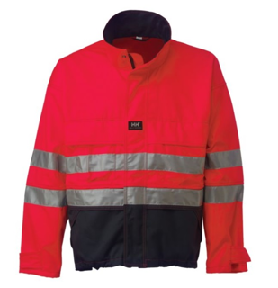 Helly Hansen  BRIDGEWATER HI VIS CLASS 3 JACKET