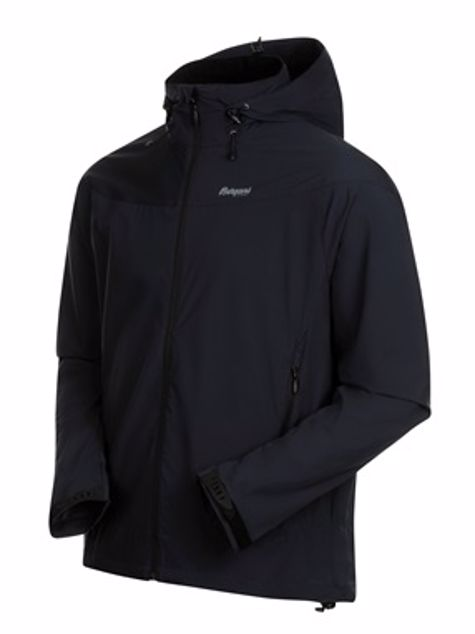 Bergans Microlight Jacket Herre dark blue