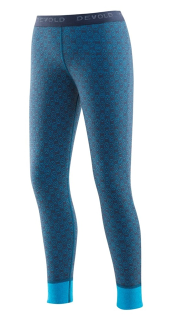Devold  ACTIVE HAPPY FACE KID LONG JOHNS