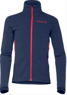 Norrøna Falketind Warm1 Jacket Barn royal lush   Gode tilbud
