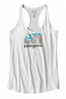 Patagonia  W Fitz Roy Boulders Organic Tank