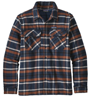 Patagonia  M Insulated Fjord Flannel Jkt