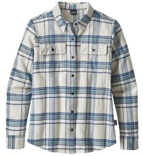 Patagonia  W L/S Fjord Flannel Shirt