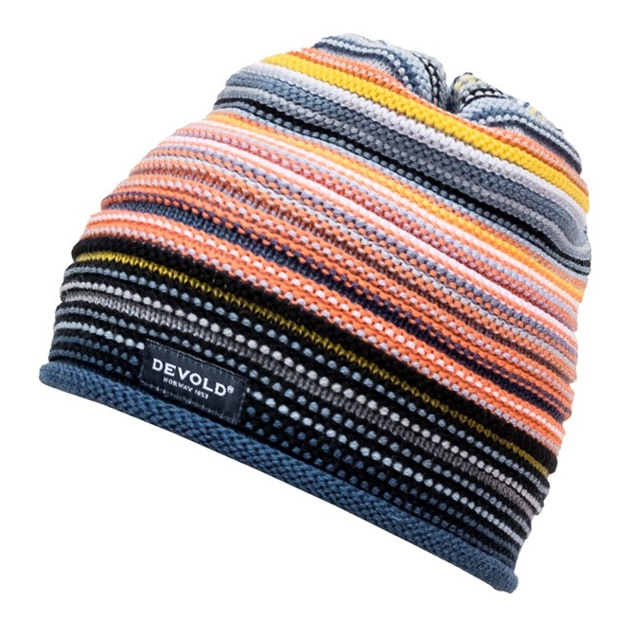 Devold  MULTI COLORED BEANIE