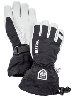 Hestra  Army Leather Heli Ski Junior Hanske