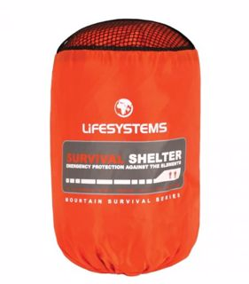 Lifesystems  Vindsekk Survival Shelter 2pers