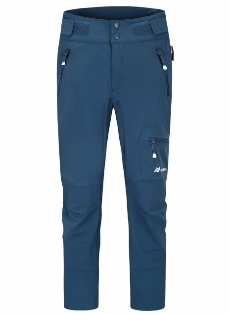 Bergans Kjerag Kids Pants Softshell trousers Black | 104 (EU)
