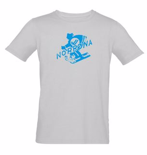 Norrøna  /29 cotton viking T-shirt (Jr)