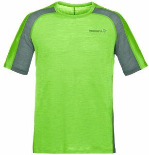 Norrøna  bitihorn wool T-shirt (M)