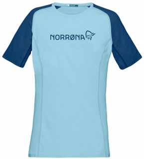 Norrøna  fjørå equaliser light T-Shirt (W)