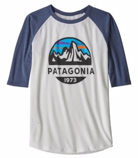 Patagonia  Boys 1/2 Sleeve Graphic Tee