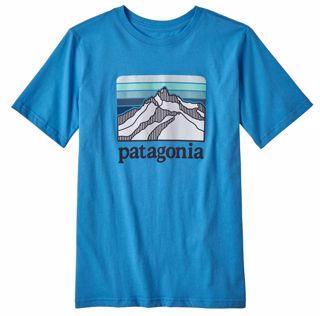 Patagonia  Boys Graphic Organic T-Shirt