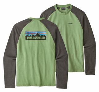 Patagonia  M P-6 Logo LW Crew Sweatshirt