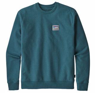 Patagonia  M Shop Sticker Patch Uprisal Crew Sweatshirt