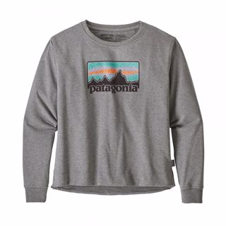 Patagonia  W Solar Rays ´73 Up Crew Sweatshirt