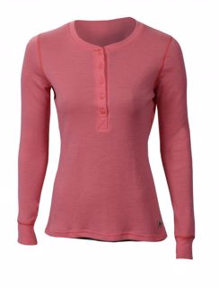 Aclima  WarmWool Granddad shirt Woman