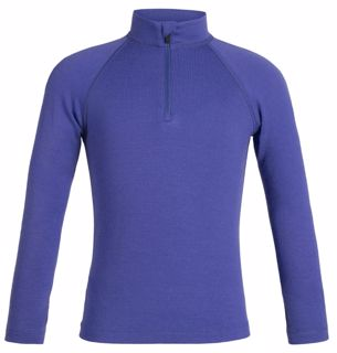 Icebreaker  Kids 260 Tech LS Half Zip