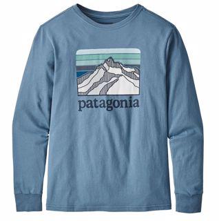 Patagonia  Boys L/S Graphic Organic T-Shirt