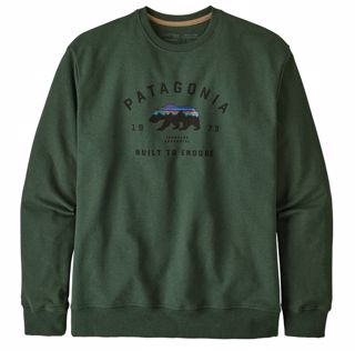 Patagonia  M Arched Fitz Roy Bear Up Crew
