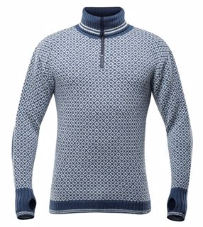 Devold  SLOGEN ZIP NECK