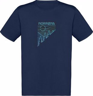 Norrøna  /29 cotton pinetree T-Shirt M