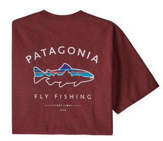 Patagonia  M Framed Fitz Roy Trout Resp-T