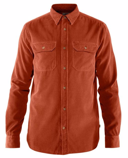 Fjällräven  Övik Cord Shirt M
