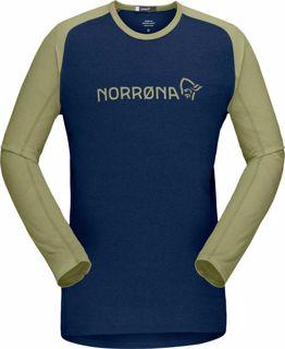 Norrøna  fjørå Equaliser Lightweight Long Sleeve (M)