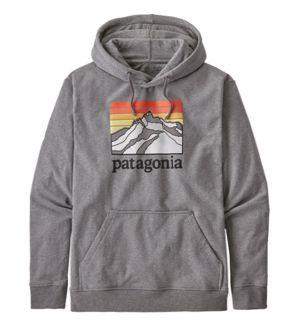 Patagonia  M Line Logo Ridge Uprisal Hoody