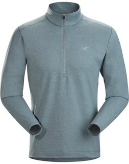 ArcTeryx  Motus AR Zip Neck LS Men's