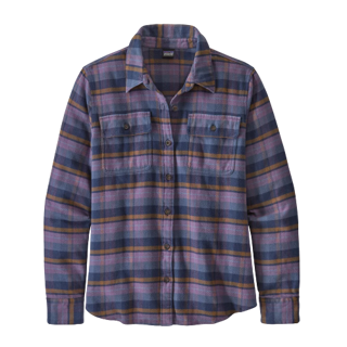 Patagonia  W L/S Fjord Flannel Shirt