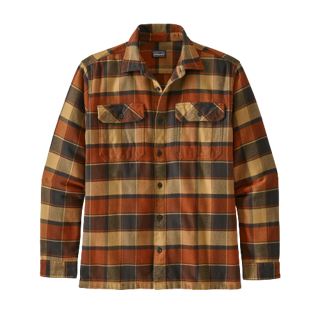 Patagonia  M L/S Fjord Flannel Shirt