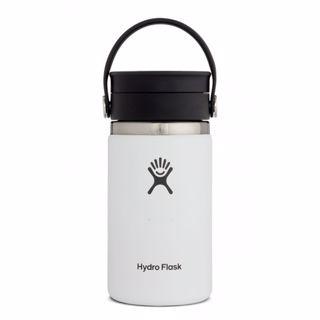 Hydro Flask 12oz/354ml Wide Mouth w/Flex Zip Lid