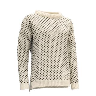 Devold  Nordsjø Womans Split Seam Sweater