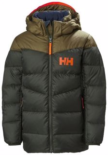 Helly Hansen  JR ISFJORD DOWN MIX JACKET