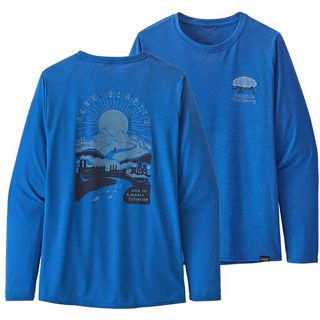 Patagonia  W L/S Cap Cool Daily Graphic Shirt