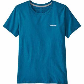Patagonia  W P-6 Logo Organic Crew T-Shirt