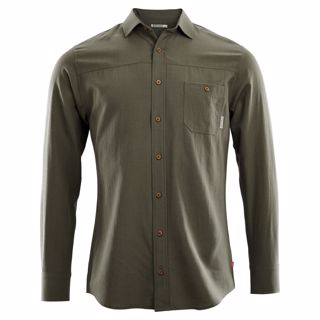 Aclima  Woven Wool Shirt, Man
