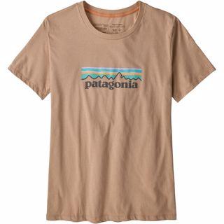 Patagonia  W´S Pastel P-6 Logo Organic Crew T