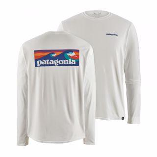 Patagonia  M´S L/S Cap Cool Daily Graph. Shirt
