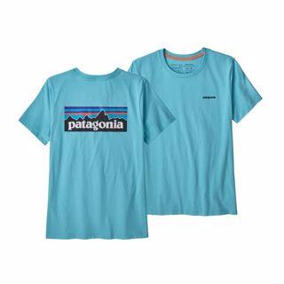 Patagonia  W´S P-6 Logo Organic Crew T-Shirt