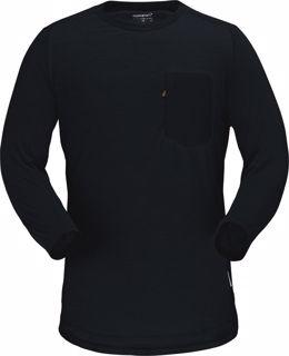 Norrøna  skibotn wool 3/4 T-shirt M´s