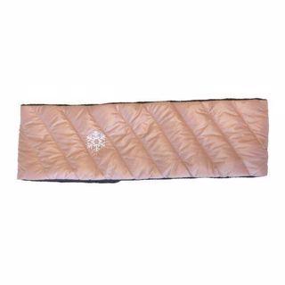 Thermopoc  Pannebånd i dun soft pink 85x660mm