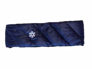 Thermopoc  Pannebånd i dun mørk blå 85x660mm