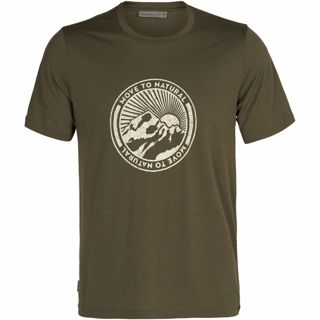 Icebreaker  M T-Lite Ii Ss Tee Move To Natural