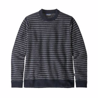 Patagonia M Recycled Wool Sweater