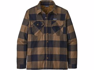 Patagonia  M´S Insulated Organic Cotton Mw Fjord Flannel Shirt