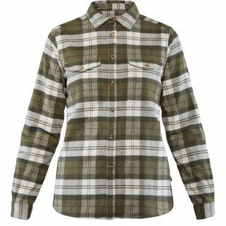 Fjällräven Övik Heavy Flannel Shirt W