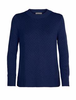 Icebreaker W Waypoint Crewe Sweater