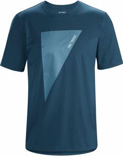 ArcTeryx Arc'Postrophe Word Ss T-Shirt Men's